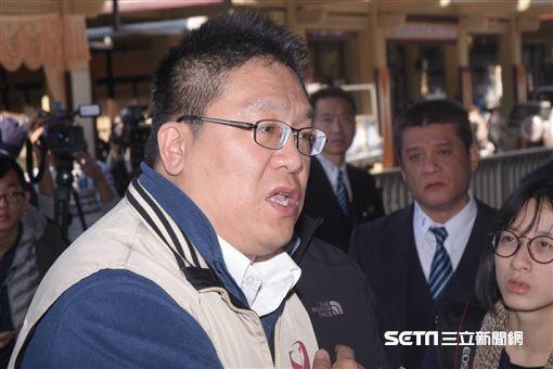 旅行商業同業公會全國聯合會 發言人李奇嶽 (圖/記者林敬旻攝)