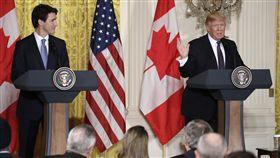 加總理來訪 川普改口貿易關係微調就好_美聯社