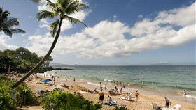 假期,度假,海邊,沙灘 圖/美聯社/達志影像