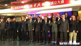 郝龍斌,中興後援會,國民黨,黨主席,將軍 圖/記者陳彥宇攝影
