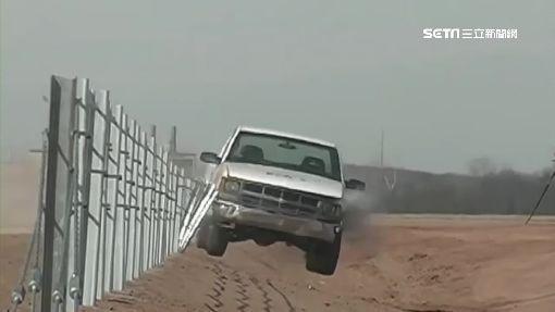 """防翻車神器! """"滾輪""""護欄讓車彈回去"""