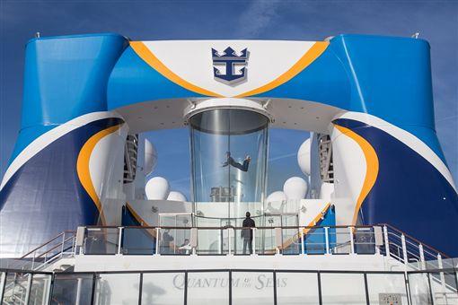 智慧型遊輪「海洋量子號」 體驗先進海上之旅 圖/雙獅旅行社提供