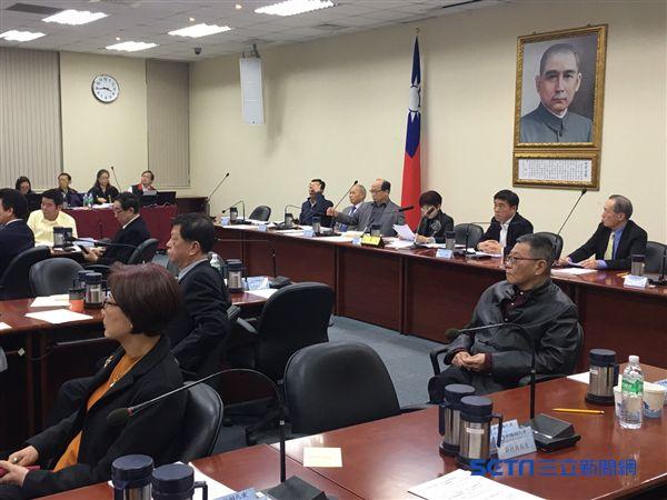 國民黨中常會/記者陳彥宇攝