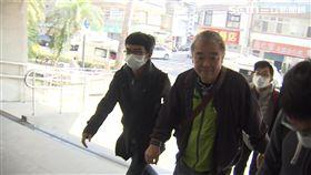 蝶戀花旅行社負責人周繼弘、周比蒼