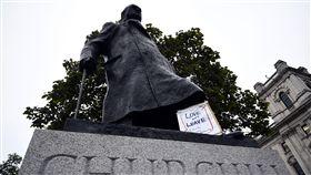 前英國首相邱吉爾_圖/路透社/達志影像