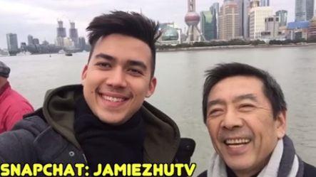 Jamie Zhu 老爸 https://www.facebook.com/JamieZhuTV/?fref=ts