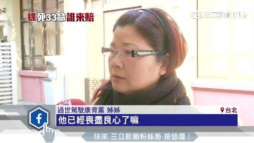 """33死究責檢約談 關鍵證據曝""""車主周比蒼"""""""