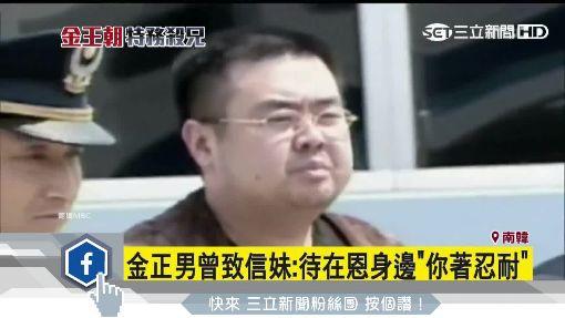 """籌組""""流亡政府""""? 疑金正男遭暗殺主因"""