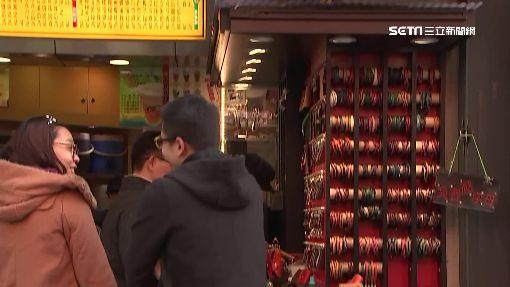 """西門租金高鑽漏洞 店家""""設博愛座""""搶位"""