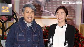 陶晶瑩主持新節目「女人234」錄影,好友來賓蔡康永到場加油打氣。(記者邱榮吉/攝影)
