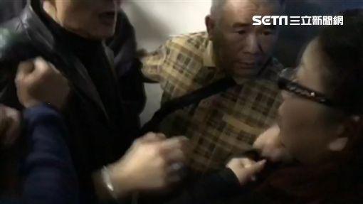 蝶戀花,康育薰姊姊康麗玲,國道翻車 圖/記者林敬旻攝