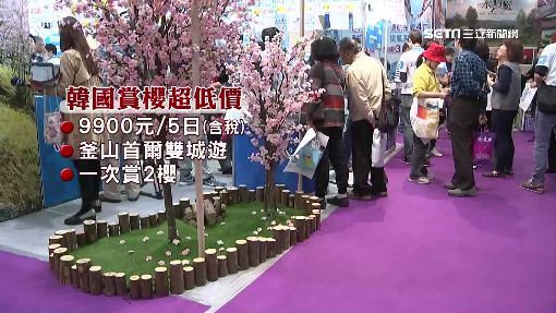 連假賞櫻趣 春假跑九州、端午轉戰北海道