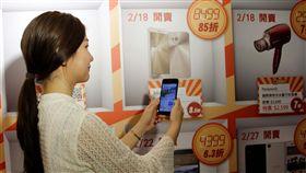 蝦皮拍賣提供 行銷總監楊晨欣 網路購物 示意圖 電子商務 亂買東西