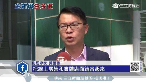 傳陸電商三雄 紛紛向中國大潤發求親