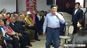 國民黨主席選舉、郝龍斌(圖/記者陳彥宇攝)
