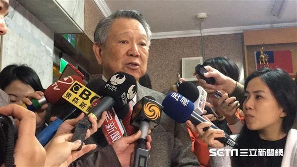 國民黨主席、詹啟賢(圖/記者陳彥宇攝)