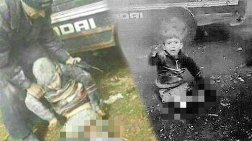 敘利亞,炸彈,攻擊,阿薩杜夫,Abdel Basset Al-Satuf,Taan,伊德利布(siasat http://www.siasat.com/news/daddy-pick-screamed-abdel-basset-legs-blown-syria-attack-1134270/)