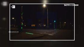 防低頭族撞車! 荷蘭怪招:紅綠燈