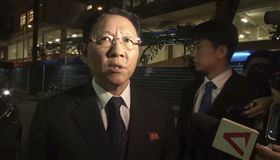 北韓大使姜哲(Kang Chol)_(圖/美聯社/達志影像)