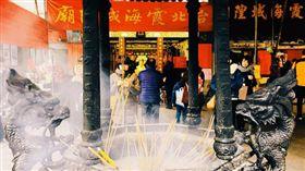 霞海城隍廟 圖/翻攝自nihao_ahnt,IG