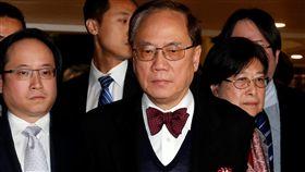 香港前行政長官(特首)曾蔭權/圖/路透社/達志影像