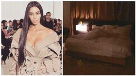 金卡達夏,Kim Kardashian,圖/IG、每日郵報