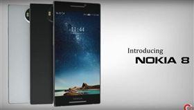 Nokia 3310 諾基亞 翻攝網路 MWC