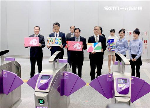 四大票證公司簽約 機捷卡務系統可吃八張卡