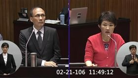 盧秀燕/翻攝自立法院IVOD