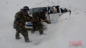 新疆暴風雪1600
