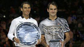 Rafael Nadal,Roger Federer,澳網(ap)