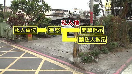 """注意!私人車位被佔怒""""擋車"""" 恐涉強制罪"""