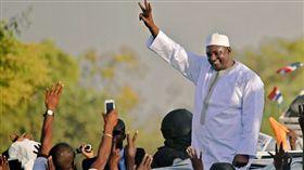 甘比亞,巴羅,Adama Barrow,總統/推特