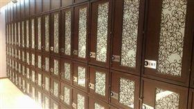宜蘭傳統藝術中心 翻攝爆料公社 靈堂 故宮博物院