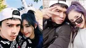 陳艾琳、阿翔/IG、臉書