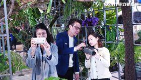 VISION LAB品牌概念展館開張 三星粉專屬咖啡飄香(圖/三星)
