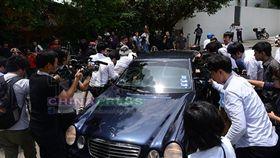 金正男遭刺殺,吉隆坡,記者(圖/翻攝自《中國報》)