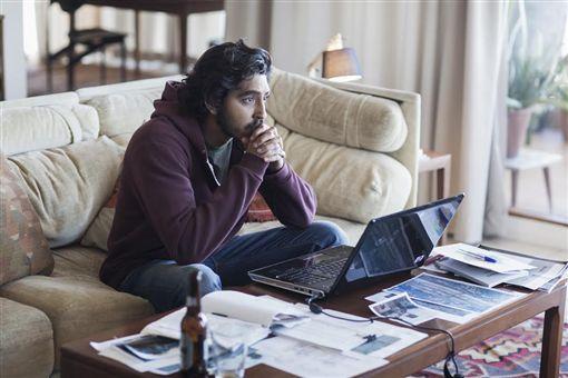 奧斯卡男配角《漫漫回家路》戴夫帕托(Dev Patel) 圖/劇照
