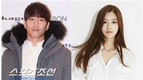 Eric和羅惠美被爆將閃婚。(圖/翻攝自體育朝鮮)