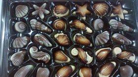 經典出國伴手禮:Guylian(吉利蓮)貝殼巧克力(圖/翻攝自爆料公社)