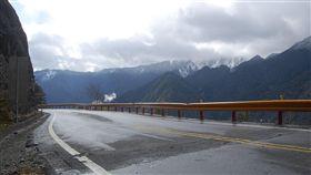 中橫公路,結冰,高山 圖/翻攝自維基百科
