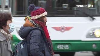 今暖熱…明轉濕冷 下周一低溫探7度