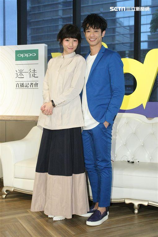 20170224- 劉以豪、李千娜  迷徒X Vidol線上記者會