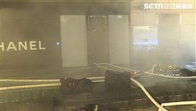 晶華酒店驚傳火警