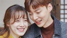 圖翻攝自韓網 鬼怪 新婚日記 明天和你