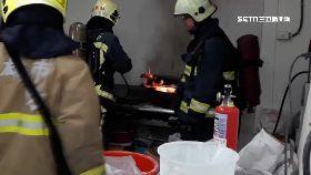燒餅店失火1800