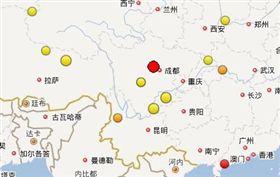 汶川地震規模4  尚無傷亡_中國地震台網