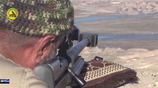 塔赫辛(Abu Tahseen)、伊斯蘭國、IS、狙擊手/Sky99.DK YouTube