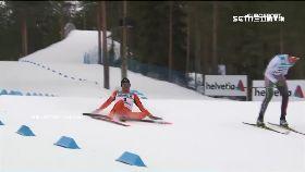 最瞎滑雪賽1800
