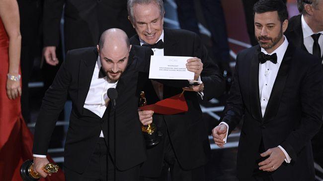 頒獎烏龍 這2人不得參與奧斯卡工作
